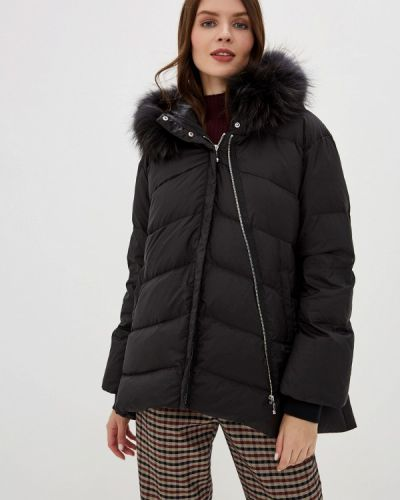 Зимняя куртка черная осенняя Bulmer