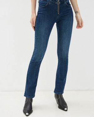 Прямые джинсы синие Nice & Chic