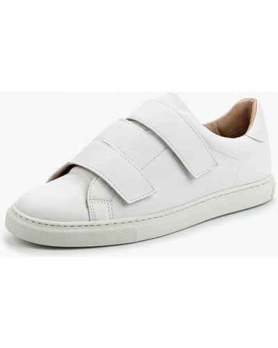 Белые кеды Zign
