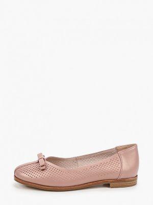 Розовые туфли Thomas Munz