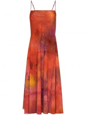 Sukienka midi bez rękawów Collina Strada