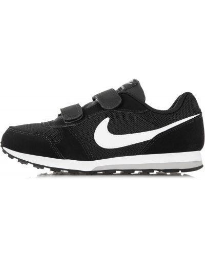 Кроссовки беговые резиновые замшевые Nike