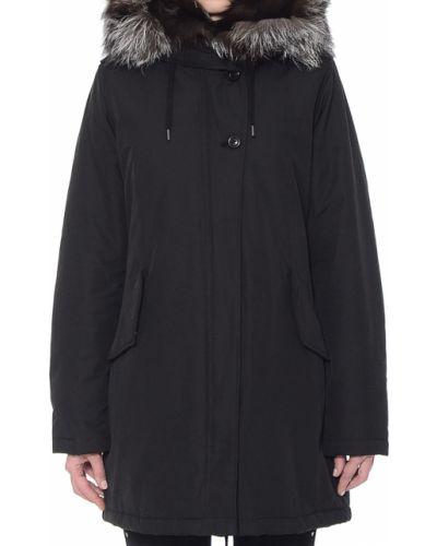 Черная куртка Canadian