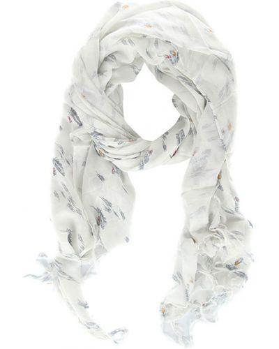 Белый шарф Roxy