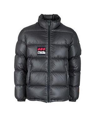 Куртка демисезонная коричневый Heron Preston