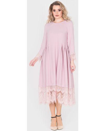 Платье миди на молнии платье-сарафан Filigrana
