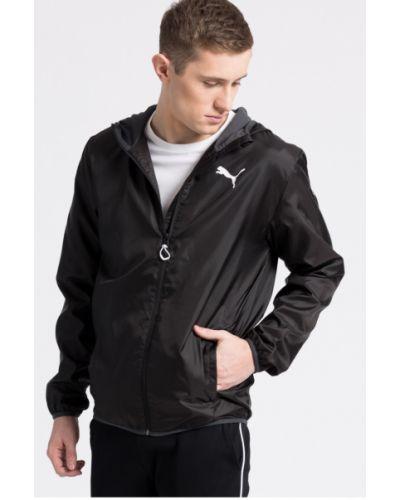 Утепленная куртка с капюшоном прямая Puma