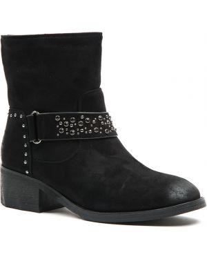 Ботинки черные Vensi