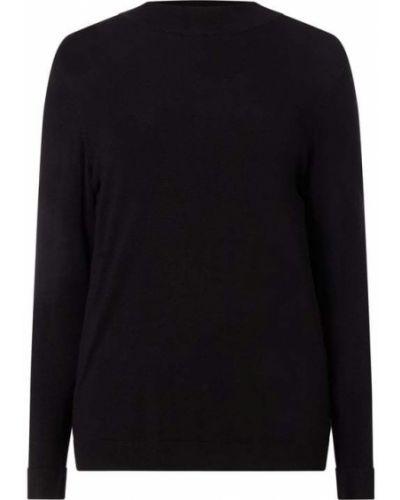 Czarny sweter z wiskozy ze stójką Only Carmakoma