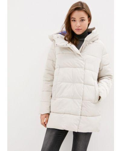 Утепленная куртка - бежевая Zolla