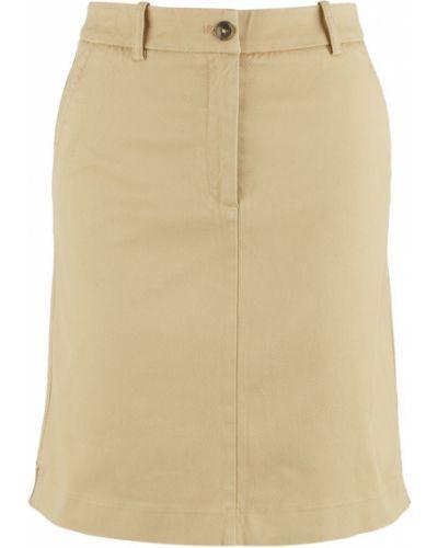 Бежевая юбка мини Marc O`polo