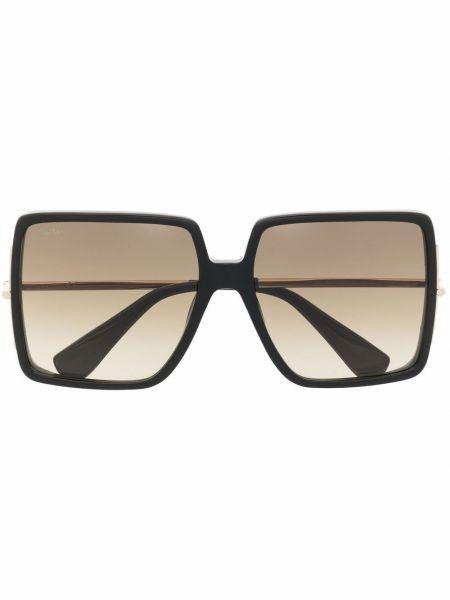 Солнцезащитные очки - черные Max Mara