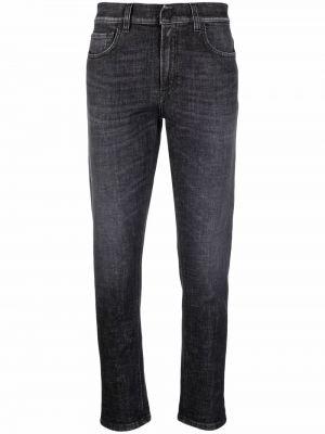 Черные джинсы классические Dondup