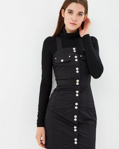 Платье черное Mazal
