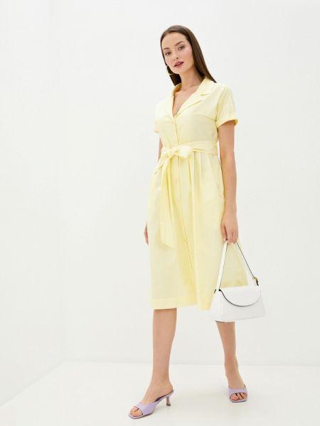 Желтое платье Sweewe