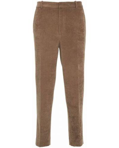 Beżowe spodnie Circolo 1901