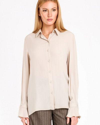 Блузка осенняя бежевый Swank