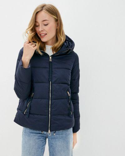 Теплая синяя джинсовая куртка Joop!