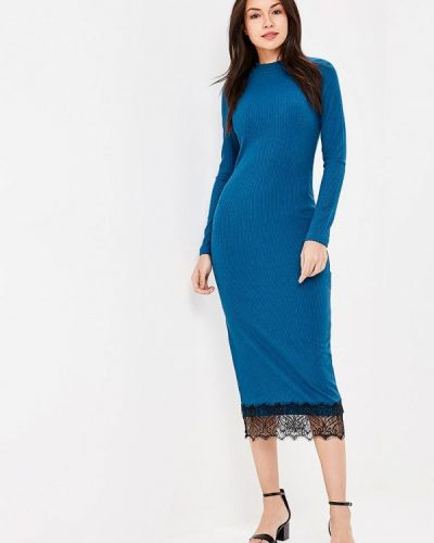 Платье бирюзовый Freespirit