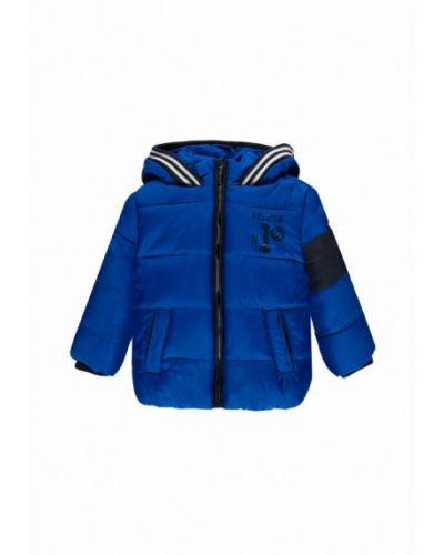 Синяя куртка теплая Brums