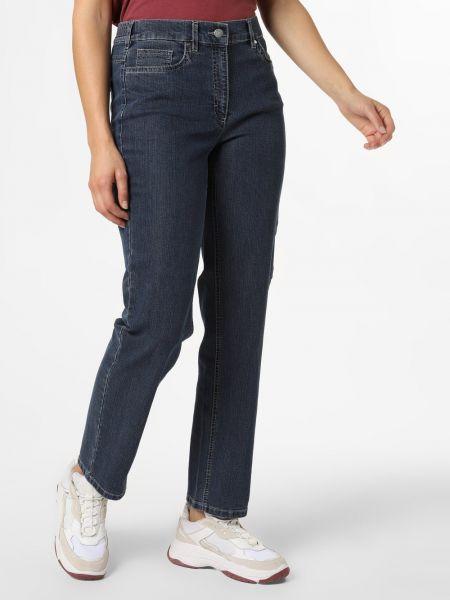 Niebieskie mom jeans Zerres