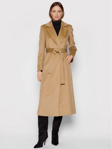 Płaszcz - brązowy Max&co.