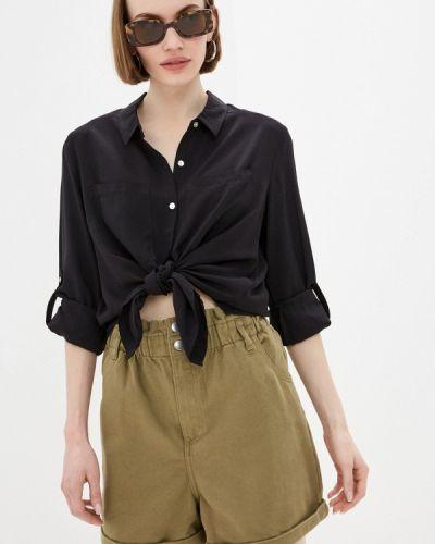 Блузка - черная Zolla