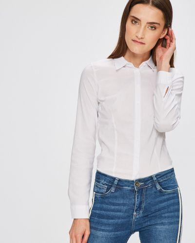 Облегающая рубашка с манжетами Miss Poem