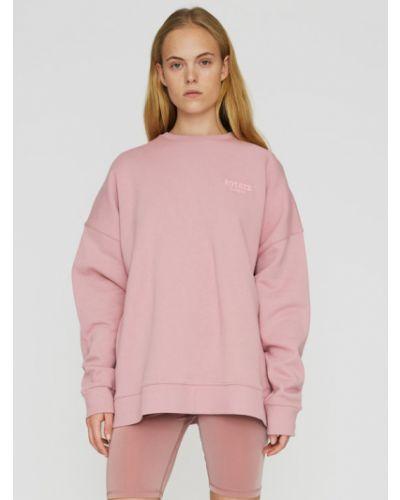 Różowy dres Rotate