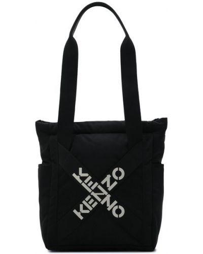 Текстильная сумка шоппер Kenzo