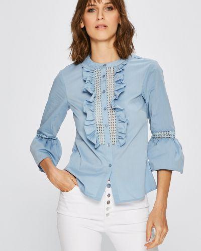 Блузка прямая с воротником-стойкой с рукавом 3/4 Silvian Heach