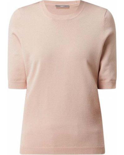 Różowy sweter krótki rękaw Jake*s Collection