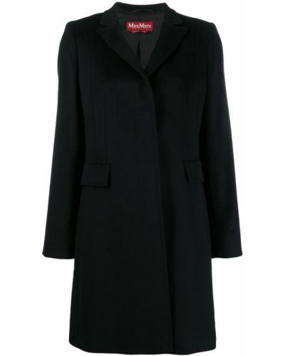 Пальто на кнопках шерстяное Max Mara Studio