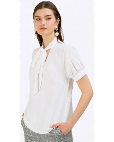 Блузка белая Emka