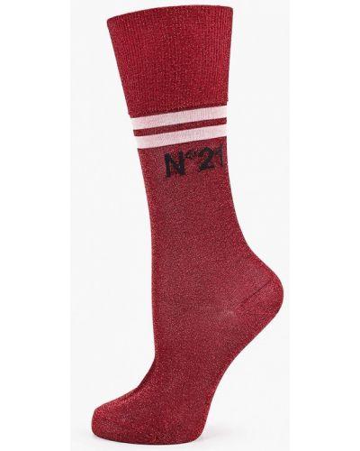 Красные носки N°21