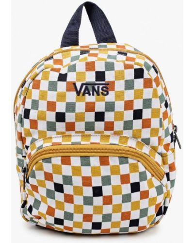 Текстильный рюкзак Vans