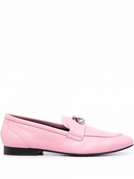 Loafers - różowe Givenchy