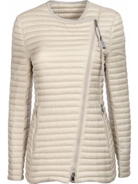 Стеганая куртка на молнии с карманами Moncler