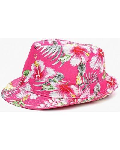 Розовая панама Val Vutti