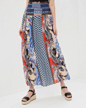Разноцветная юбка Sahera Rahmani