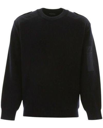 Sweter - niebieski Balenciaga