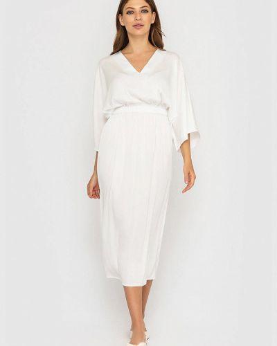 Прямое платье - белое Sfn