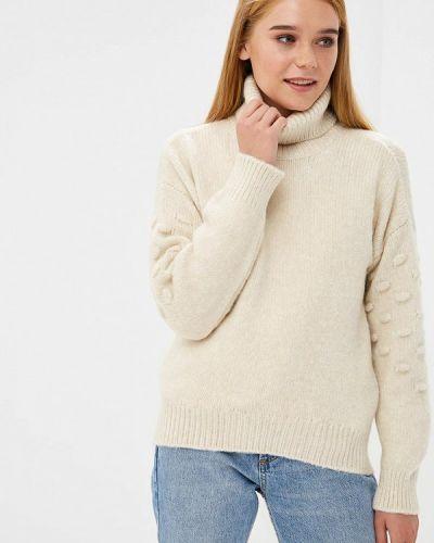 Бежевый свитер турецкий Adl