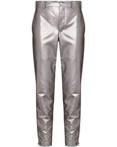 Spodnie z nylonu Comme Des Garcons Homme Plus