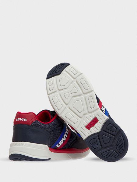 Текстильные кроссовки - синие Levi's®