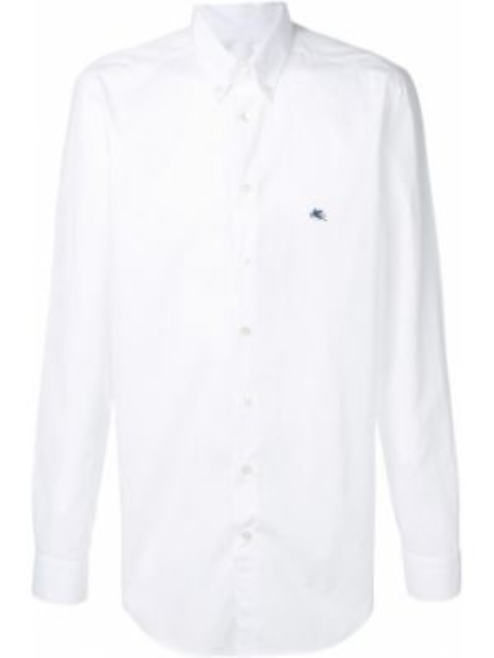 Koszula z długim rękawem długa włoski Etro