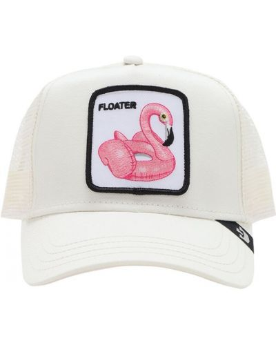 Z paskiem baseball biały kapelusz z haftem Goorin Bros