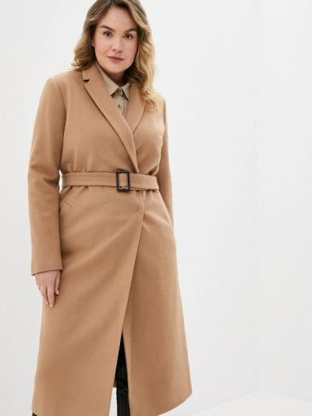 Бежевое пальто Charuel