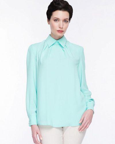 Бирюзовая блузка Gregory