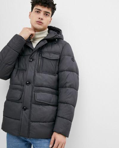 Утепленная куртка - серая Joop!